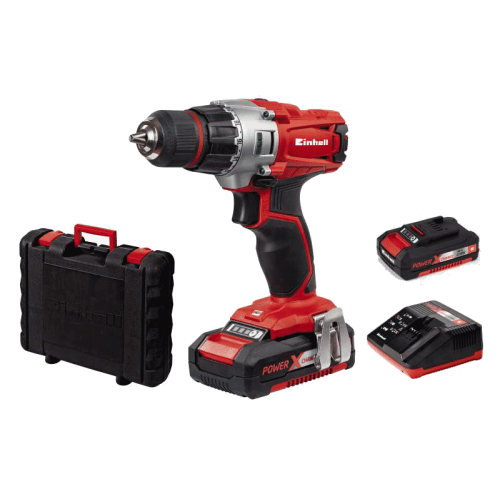 Einhell TE-CD 18/2 Li Kit Power X-Change akumulatorska bušilica (4513830)