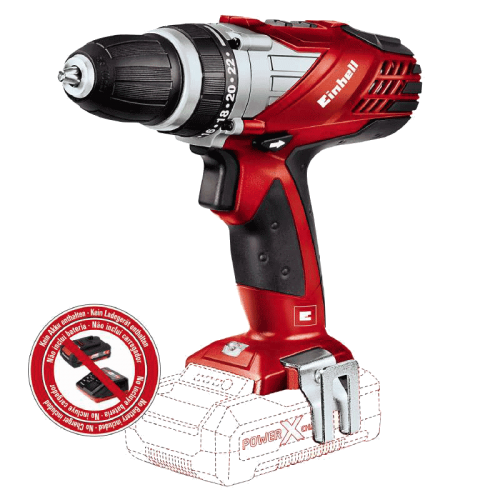 Einhell TE-CD 18 Li - Solo Power X-Change akumulatorska bušilica (4513692)