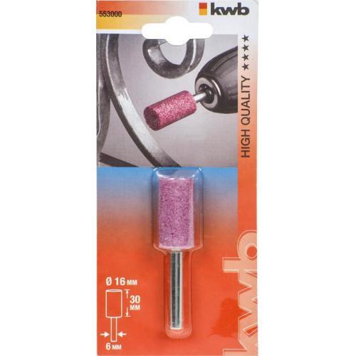 KWB cilindrični brus 16x32 mm za bušilicu 6 mm (553000)