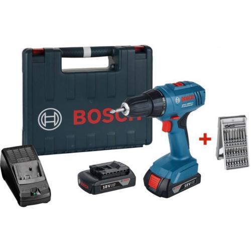 BOSCH GSR 1800-Li Professional akumulatorska bušilica izvijač