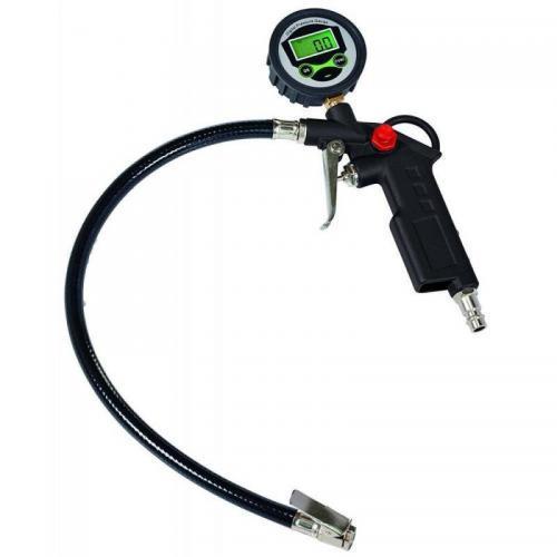 Einhell zračni pištolj za puhanje guma sa digitalnim manometrom (4133115)