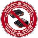 EINHELL TE-CI 18/1 Li - Solo Power X-Change akumulatorski udarni odvijač (4510034)