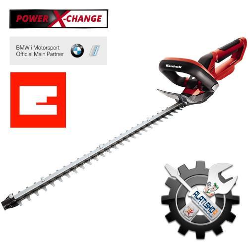 Einhell GE-CH 1855/1 18 Li - Solo Power X-Change akumulatorske škare-makaze za živicu (3410502)