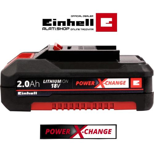 Einhell Power X-Change 18 V / 2.0 Ah Li-Ion akumulator (4511395)
