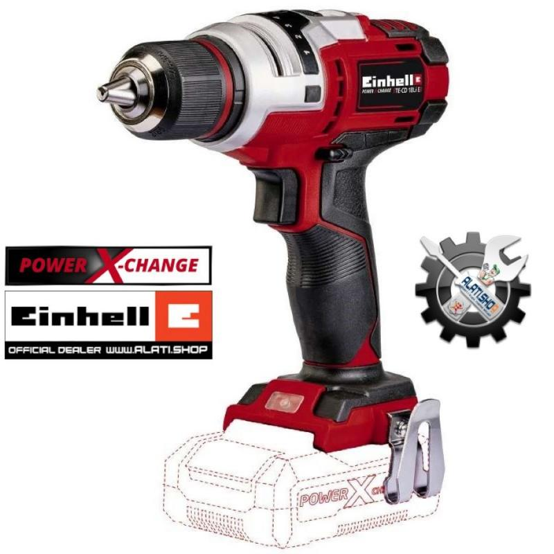 Einhell TE-CD 18 Li E - Solo Power X-Change akumulatorska bušilica (4513870)