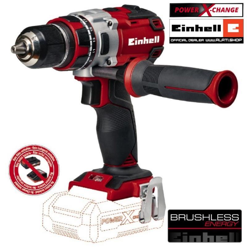 Einhell TE-CD 18 Li Brusheless - Solo Power X-Change akumulatorska bušilica (4513850)