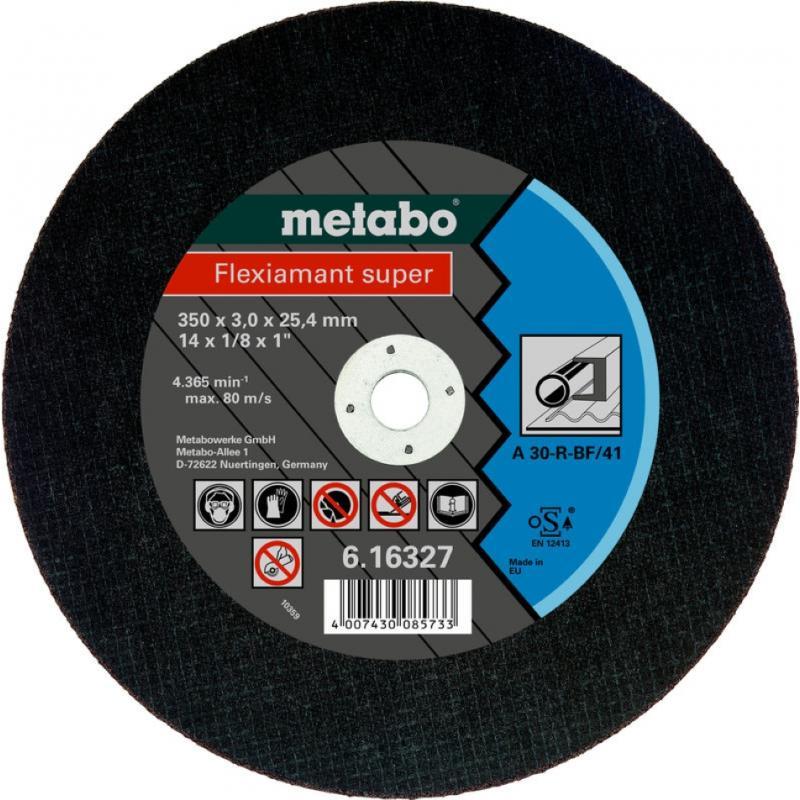 Metabo Flexiamant Super list pile za željezo 350 X 3.0 X 25.4 (616327000)