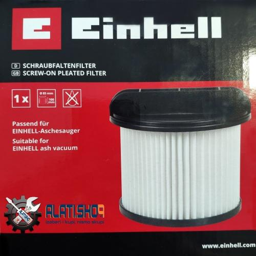 Einhell zamjenski filter dugotrajni za usisavač pepela TC-AV 1618 D (2351310)