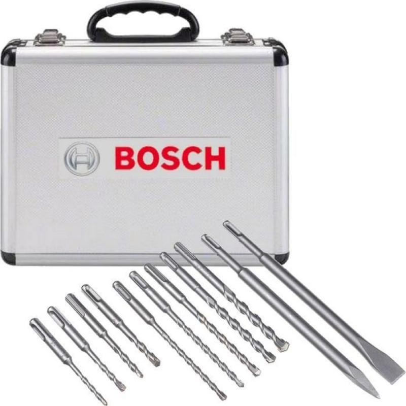 Bosch 11-dijelni set svrdla i dlijeta SDS Plus (2 608 578 765)