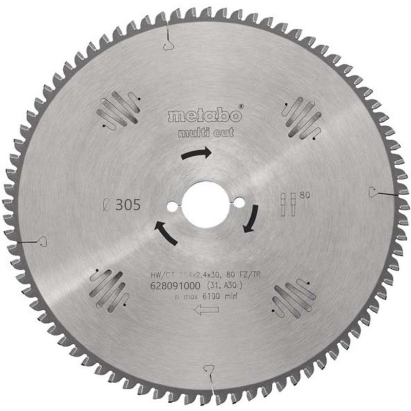 Metabo rezni list Multi Cut 305×2,8/2,0×30/Z96 (628091000)