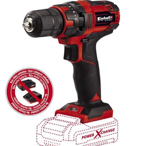 Einhell TC-CD 18/35 Li - Solo Power X-Change akumulatorska bušilica (4513927)