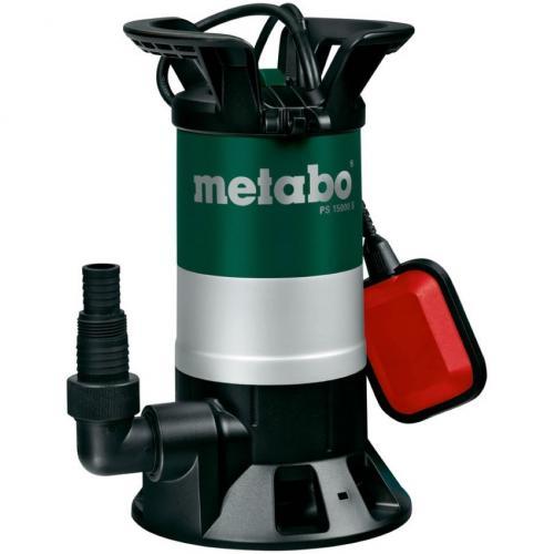 Metabo PS 15000 S potopna pumpa za nečistu vodu (0251500000)