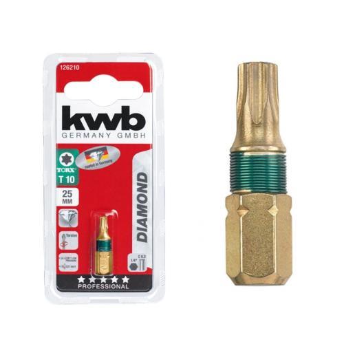 KWB Diamond bit nastavak za odvijač Torx T30 (126230)