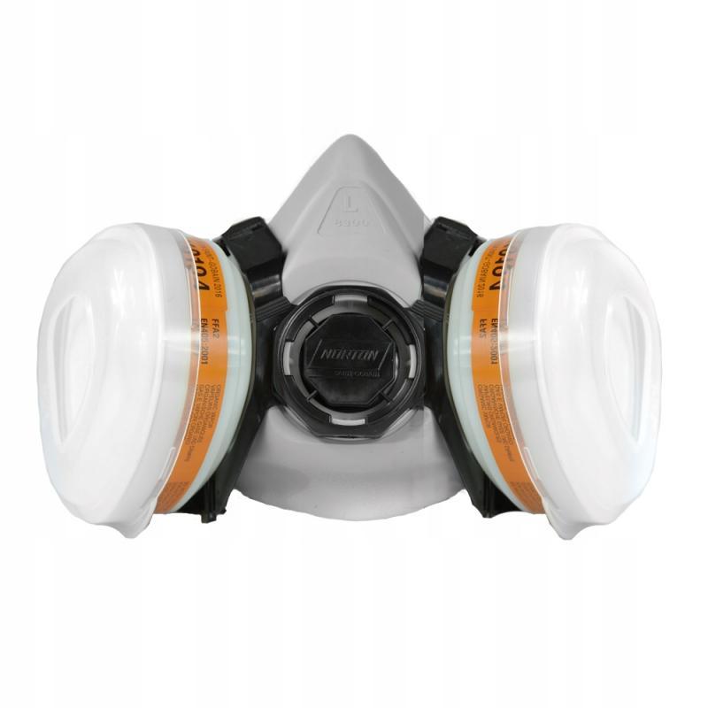 Norton maska zaštitna sa dva filtera Dual A2P2 (66254482016)