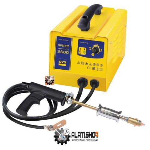 Gys aparat za varenje spoter GYSPOT 2600 (052208)