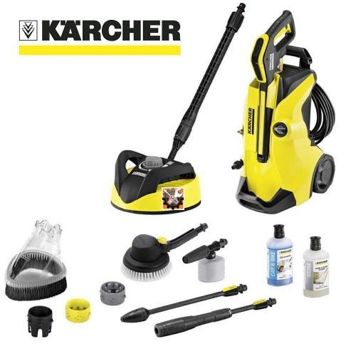 Kärcher K 4 Full Control Car & Home Splash Guard visokotlačni perač (1.324-013.0)
