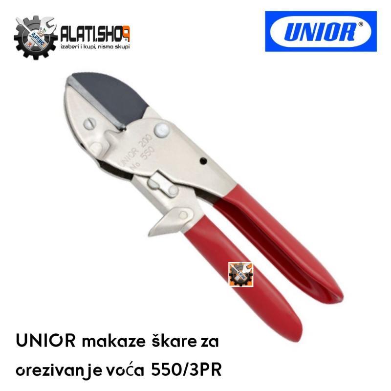 UNIOR 550/3PR  škare makaze za orezivanje voća (601590)