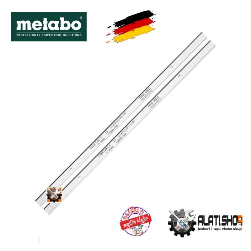 Metabo noževi za stolnu blanjalicu-debljaču DH 330/316 (0911063549)
