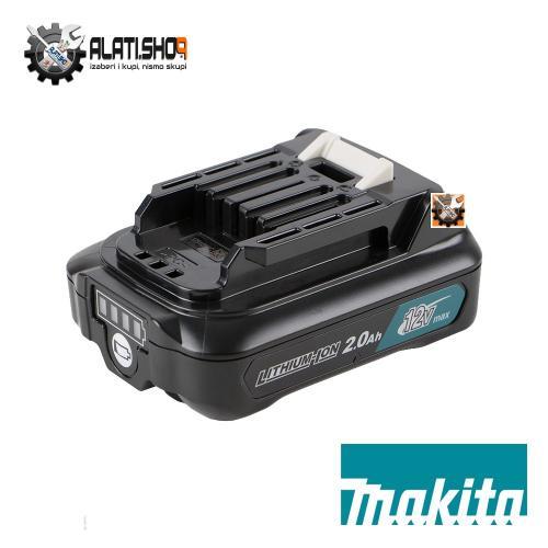 Makita BL1021B 12 V / 2.0 Ah Li-Ion akumulator baterija (632F59-1 CXT)