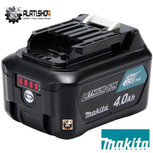 Makita BL1041B 12 V / 4.0 Ah Li-Ion akumulator (632F63-0 CXT)