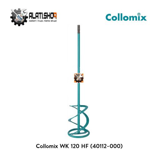Collomix mješalica WK 120 HF HEXAFIX® 120 mm (40112-000)