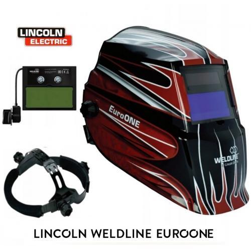 Lincoln Weldline EuroONE maska za varenje automatska (W000403823)