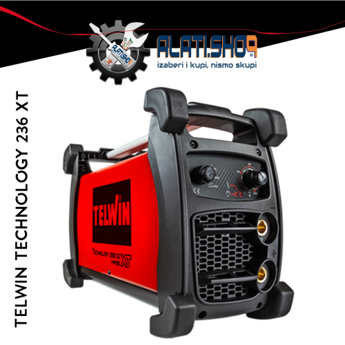 Telwin Technology 236 XT REL/TIG inverter za varenje (816251)