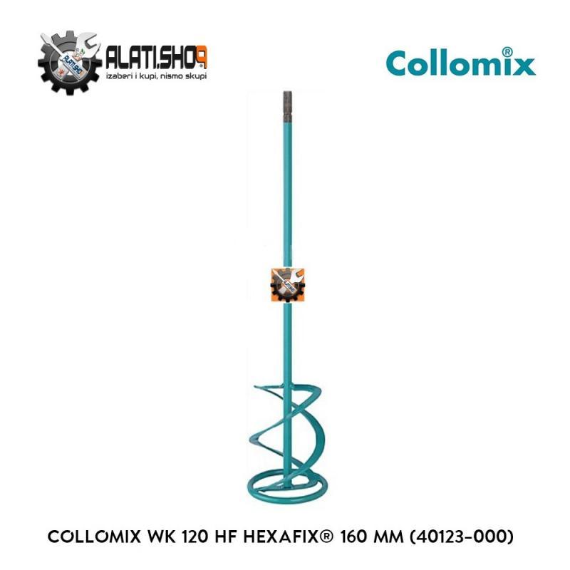 Collomix mješalica WK 160 HF HEXAFIX® 160 mm (40123-000)