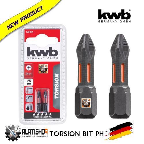 KWB Iso-Temp nastavak za odvijač PH 2 (122002)