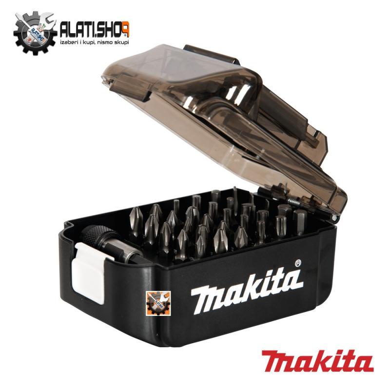 Makita 31-dijelni set bit nastavaka PH-PZ-T za odvijač (E-00016)