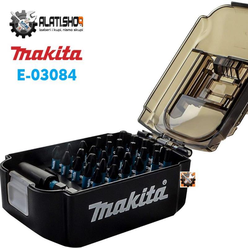 Makita 31-dijelni set bit nastavaka Impact Black PH-PZ-T za odvijač (E030847)