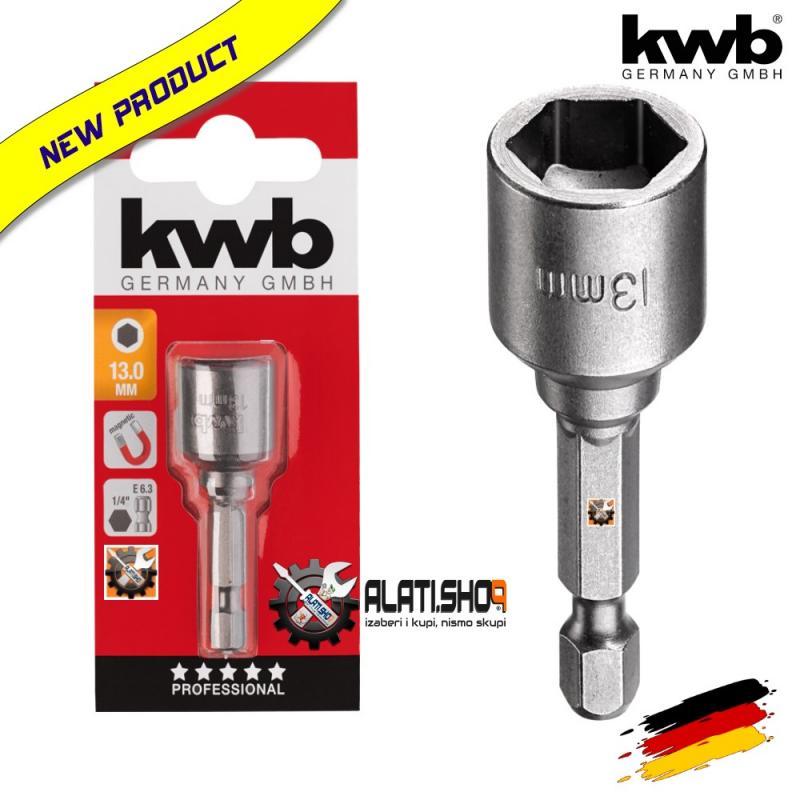 "KWB nasadni ključ gedora 5.5 mm 1/4"" sa magnetom (102755)"