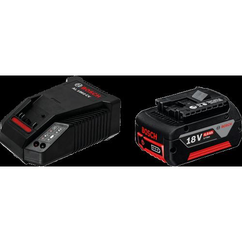 BOSCH 18 V / 4.0 Ah Professional Li-Ion akumulator + AL 1860 CV brzi punjač