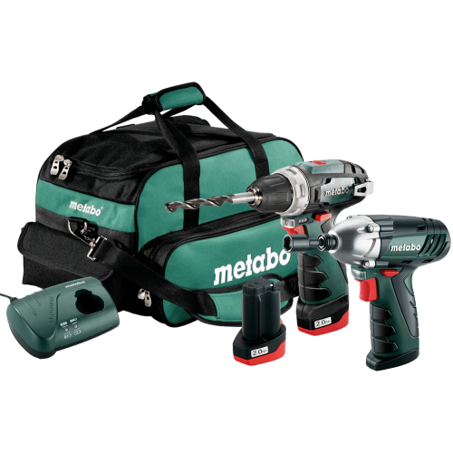 Metabo Combo Set 2.3 10.8 V BS + SSD (685055000)