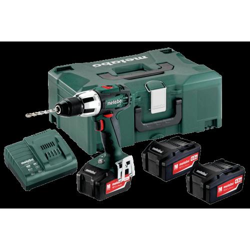 Metabo SB 18 LT Set akumulatorska udarna bušilica odvijač